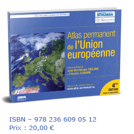 Atlas permanent de l'Union européenne - 4ème édition