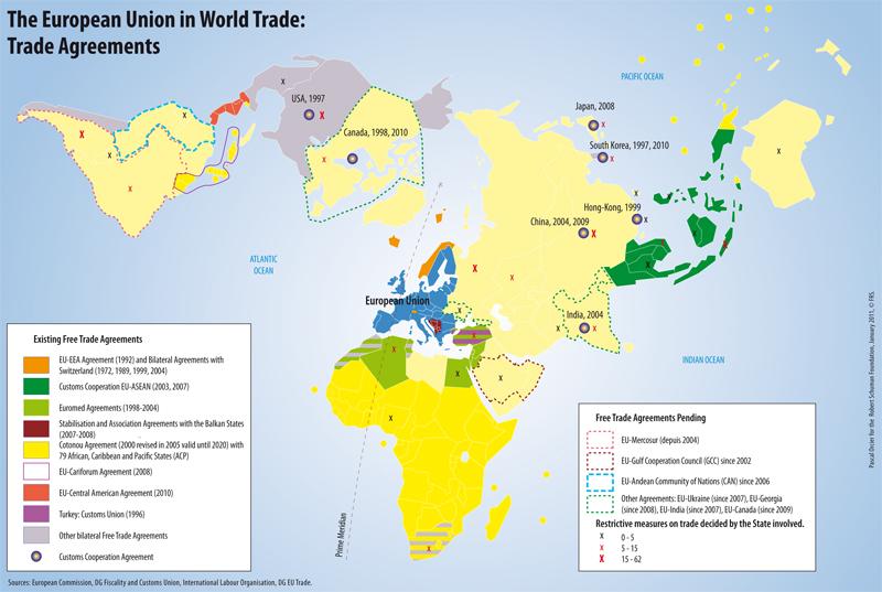 The European Trade Policy Towards Less Naivety