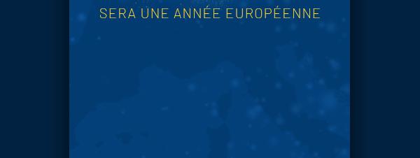 2019 sera une année européenne